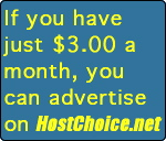 Advertize for $3 a month